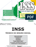 TÉCNICO DO SEGURO SOCIAL - Apostila INSS