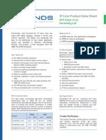 IP Core Product Data Sheet DFP Adder Units DecAdd64/128