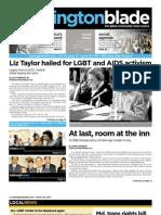 washingtonblade.com - volume 42, issue 12 - march 25, 2011