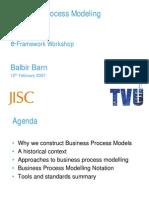 Process-modelling Balbir Barn