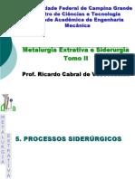 Metalurgia Extrativa e Siderurgia Tomo II - Alunos (1).PDF