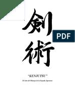 KENJUTSU El Arte Del Manejo de La Espada Japonesa