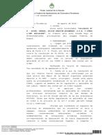 INTERESES DE LOS HONORARIOS COMPUTO TEMPORAL POR LEY 21.839 Y 27423 FALLO CAMARA FEDERAL COMODORO RIVADAVIA 29/08/2018