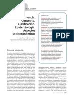 Artículo 1- Demencia- S. López-Pousaa B y J. Garre-Olmob