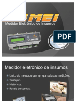 Medidor Mercato MEI