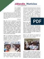 Cuidando Notícias nº 07 - Ano 1 | Projeto Cuidando do Futuro