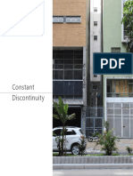 Constant Discontinuity - Sao Paulo Occupations