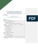 Controle fiscal Partie 1