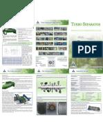turbo separator broshura