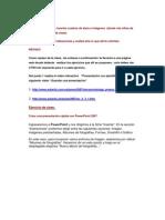 Ejercicio Power Point Insertar Texto e Imagenes