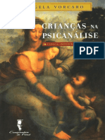 Crianças na psicanálise - Ângela Vorcaro lacanempdf