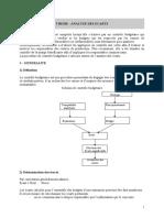 Analyse des écart IPEC