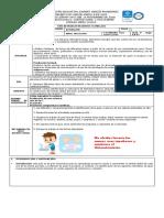 Guía Nro 1 de Octavo 2do Periodo. 2021