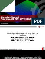 Manual Padrões de Mapas Vw Man Latin Edcc32 - Todos