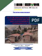 Plan de Implementación de clases semipresenciales o presenciales 2021 UGEL Hta. (2)