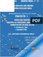 Proyecto  HUMANISTICO2  SOCILAES SE 1 ACT 2 pdf