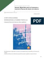 diocesisdecanarias.net-Acción Católica General Materiales para la Cuaresma y Pascua 2021  Anuncia la Pascua de Jesús con obr
