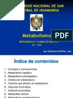 5° METABOLISMO