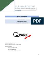 Note Technique q Park