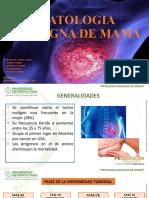 PATOLOGIA DE MAMA MALIGNA