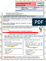 3°,4° FICHA DE ACTIVIDAD DE APRENDIZAJE1-MATEMATICA_ok