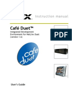 NDT-CAFEDUET_Manual