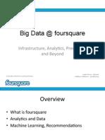 Foursquare - ML Presentation