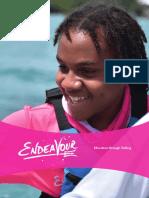 Endeavour Community Sailing 2020 Impact Report 2