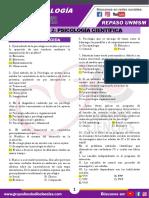 SEMANA 2 - PSICOLOGÍA