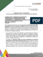 Comunicado SEB 06/07/ 2021