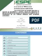 PRESENTACION SISTEMA DE CONTROL VEHICULAR (SISCOVE)