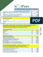 Tabela de Preços Consultas_ Vacinas e Serviços e Procedimentos Gerais - Vet Prev