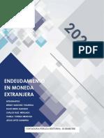 Abp Matematica Financiera-Endeudamiento en Moneja Extranjera