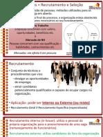 Slide - Gestão de Pessoas - Rafael Ravazolo - Aula 04