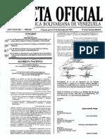 Ley de Regularización de los periodos constitucionales y legales de los Poderes Públicos Estadales y Municipales