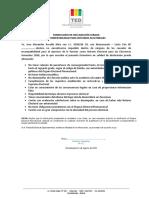 FORMULARIO DECLARACIÓN JURADA NOTARIOS