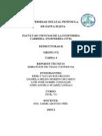ESTRUCUTRA II - TAREA 4 - GRUPO 2