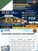 PDF diplomado infraestructura