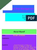Modern Risk Management
