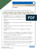 Unit 2 2.1B Das Internet Reading and Listening Worksheet