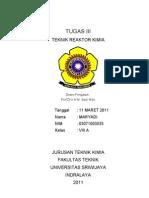Tugas Reaktor Pak Said III