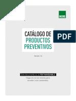 Catálogo de Herramientas Preventivas Achs