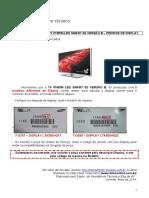 Btav_14-030.Rev.0 (Tv Ph55m Led Smart 3d Vers+Âo b - Pedidos de Display)