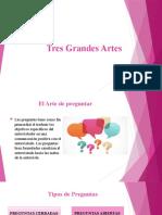 Tres Grandes Artes