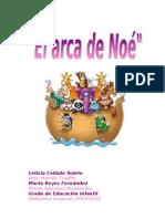 Unidad didactica - El arca de Noé