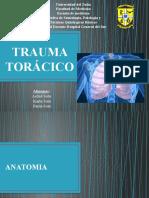 10.- Trauma Toracico