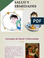SEMANA 8 Concepto Salud Enfermedad y Tipos