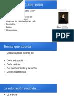 R Descartes