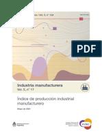 IPI manufacturero may2021