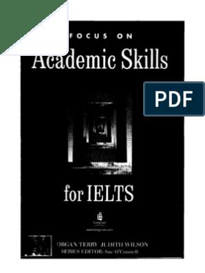 Focus On Academic Skills IELTS student's book | International